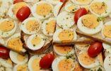 Beneficios de los huevos para corredores