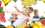 Beneficios de los purés de frutas para niños