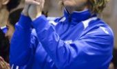 Marina Dubinina revive el mejor momento del voleibol canario