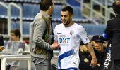 Rubén Baraja espera no sentir la baja de Joselu Moreno