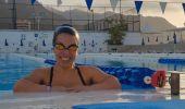 Judit Rolo celebra el Día de Canarias en su medio predilecto
