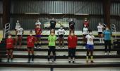El Balonmano Salud 2020/21 echa a rodar en La Salud