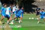 El Tenerife empieza su última semana de entrenamientos