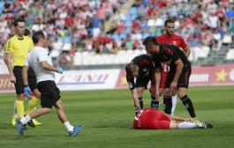 El Almería pierde a su capitán