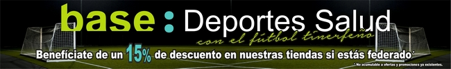 Banner Deporpress Bajo CD Tenerife