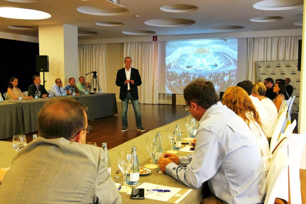 Mutua Tinerfeña presenta una nueva edición del 'Torneo Teide Élite Cup'