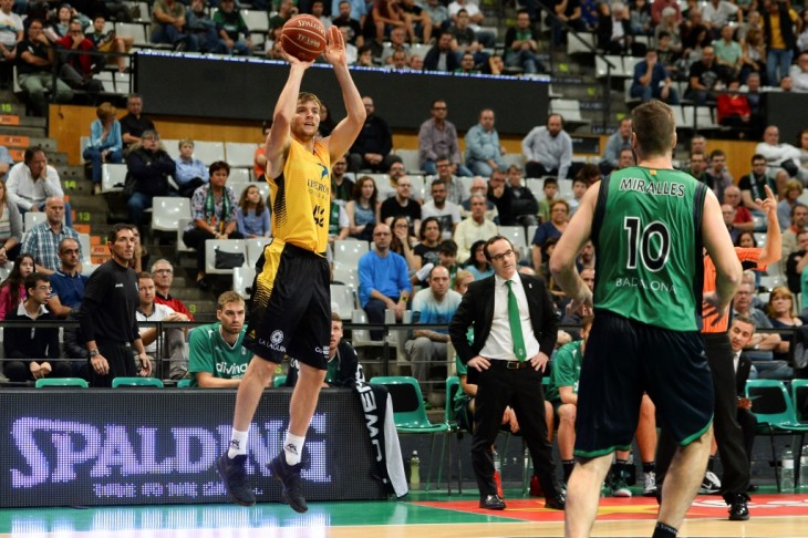 La ACB confirma la oferta por Doornekamp