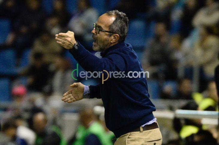 "Cervera: ""El primer gol cambió el partido"""