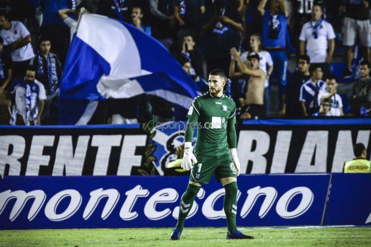 El Tenerife pretende dar salida a Carlos Abad