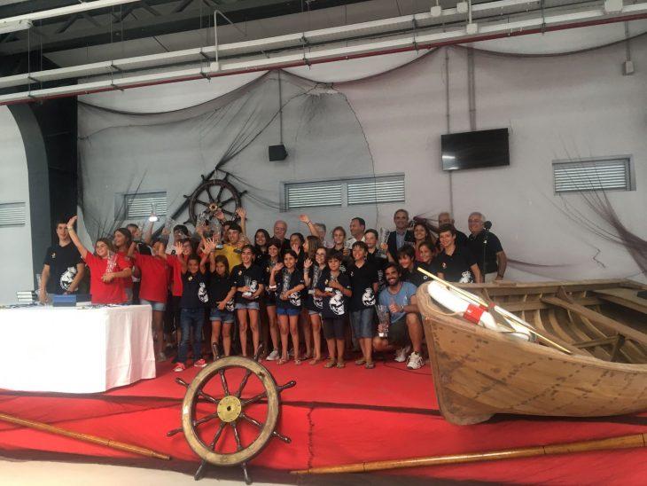 Educabasket celebró la 'Liga de Barrios de Baloncesto'