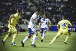 Jorge se perderá la cita contra Osasuna