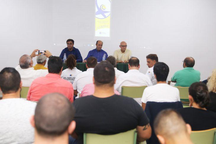 El Rocasa se medirá ante el CB Perdoma en el Memorial Celestino Hernández