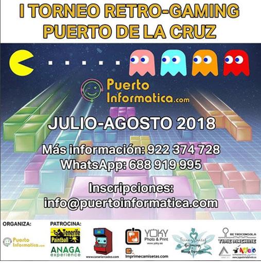 I Torneo Retro-Gaming