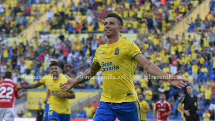 Rubén Castro pronostica una victoria de Las Palmas 2-0 en el derbi