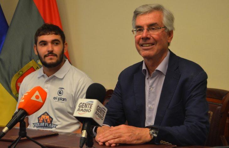 Eleazar Yanes representará a Tacoronte en los eSports