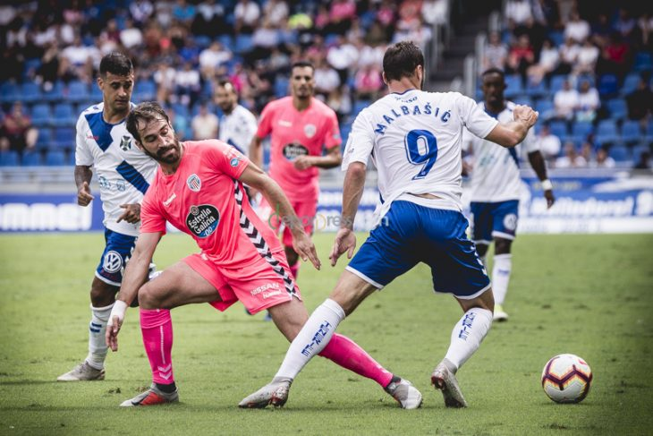 El Lugo gana y acaba con el margen del Tenerife