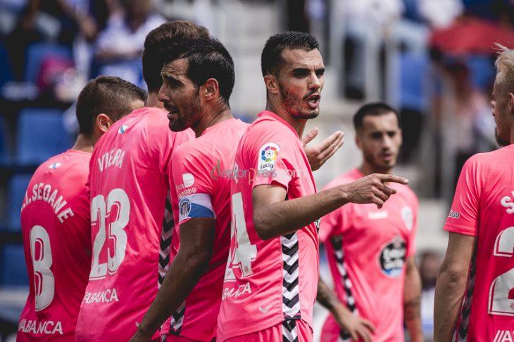 El Lugo vuelve a meter al Tenerife en descenso