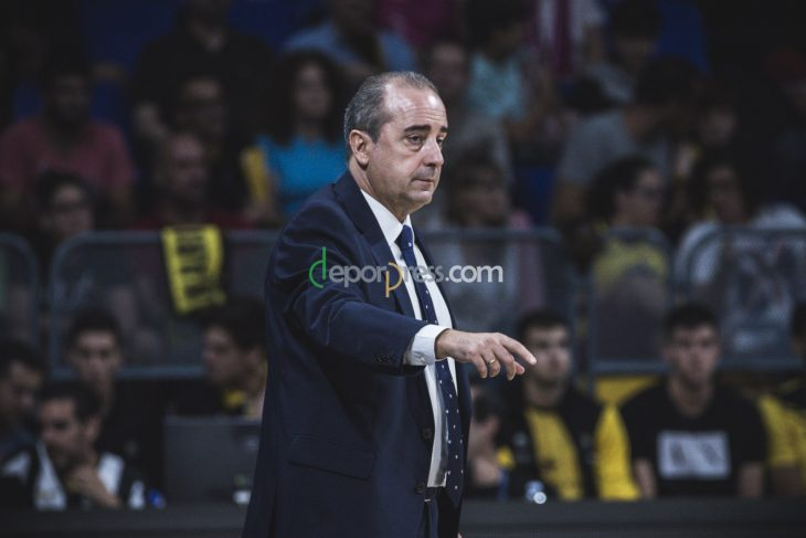 Vidorreta entra en la historia de ACB