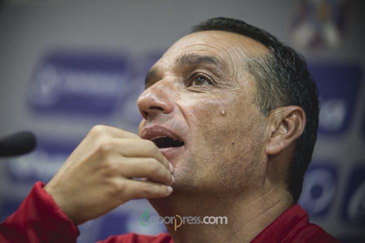 José Luis Oltra: