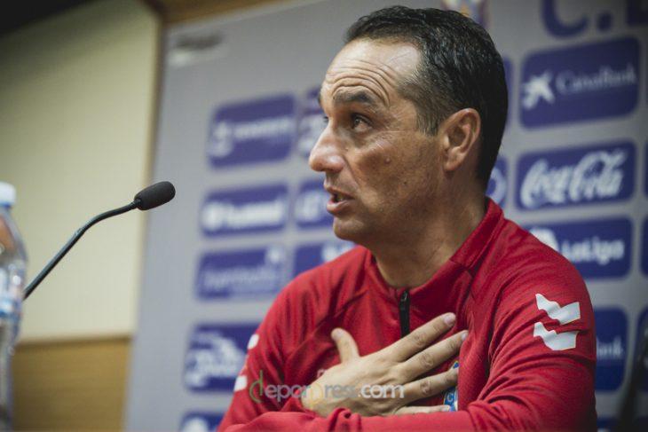 El Granadilla quiere el triunfo ante un rival de 'su liga'