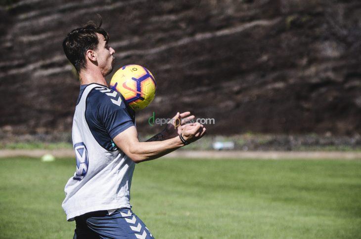 Nauzet García debuta como profesional