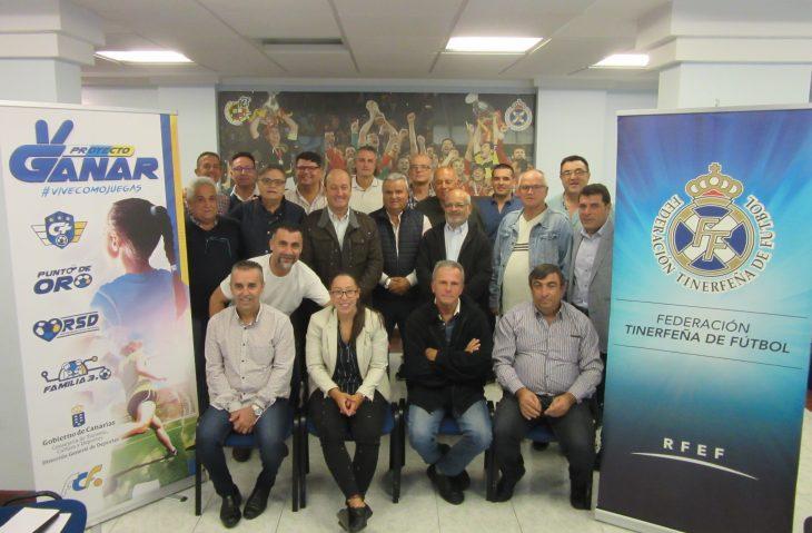 La FCF y el Gobierno Canario comienzan la construcción del Proyecto Ganar