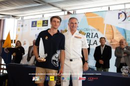 El nauta Alfonso Fernández, Campeón de España Masculino
