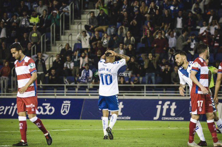 El Tenerife firma sus peores números
