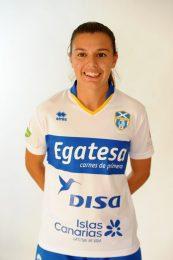 """Aithiara Carballo: """"Con trabajo y sacrificio llegó la oportunidad y no la desaproveché"""""""