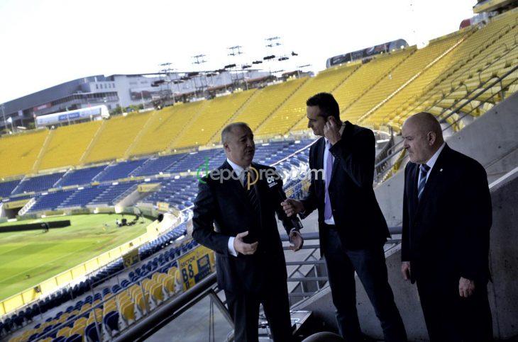 Los presidentes piden que la fiesta del fútbol canario sea un ejemplo de cordialidad