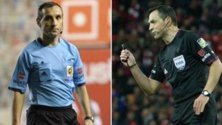 Hermanos, Pino Zamorano...historias de árbitros en derbis