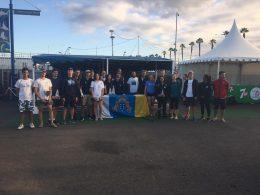 La expedición nauta participa en la XX Semana Olímpica de Vela