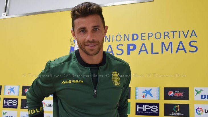 "Rubén Castro: ""Ya no me importa marcar o no al Tenerife"""