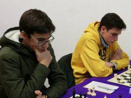 Victoria del Club de Ajedrez CajaCanarias en el Campeonato de Tenerife por equipos