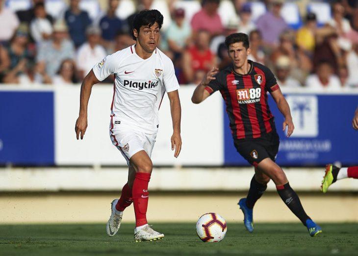 Borja Lasso ya es nuevo jugador del CD Tenerife
