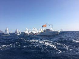Los regatistas del RCNT triunfan en el Trofeo Juan Sebastián Elcano