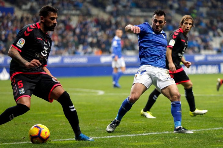 El Oviedo busca el play off en Tenerife