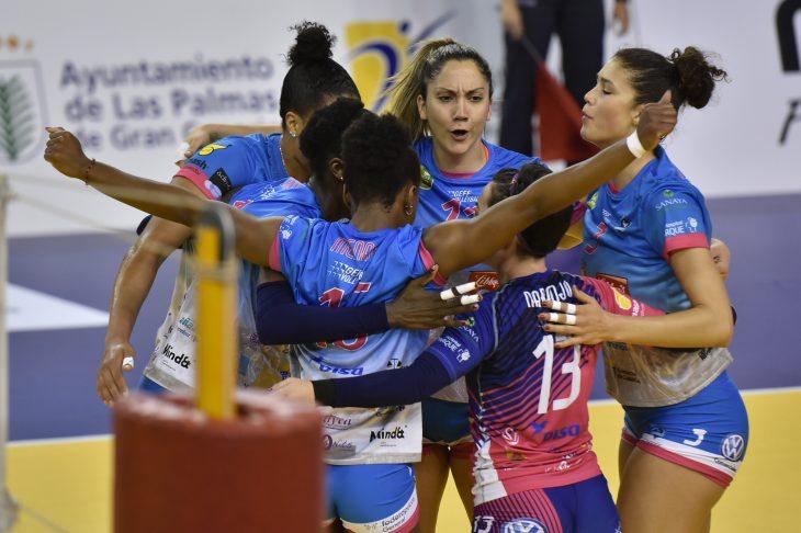 El Dimurol Libby´s La Laguna logra su pase para las semifinales coperas