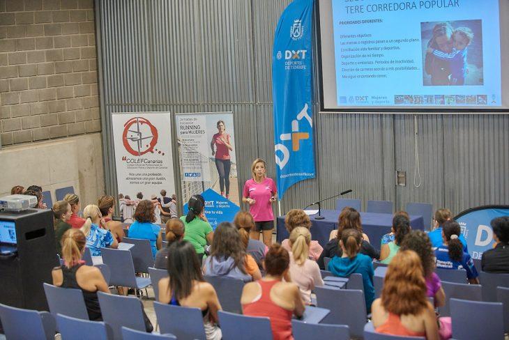 El Cabildo expondrá su experiencia en el 'II Congreso Estatal Mujeres y Deporte'