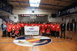 Exitosa acogida del encuentro de baloncesto adaptado
