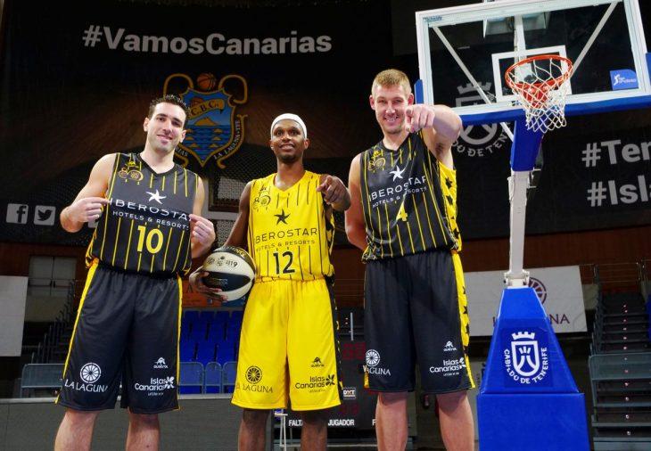 La UDG Tenerife Egatesa se enfrentará al Logroño en las Gaunas