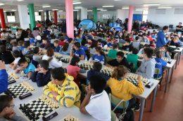 San Miguel acoge la final infantil y cadete de ajedrez por equipos