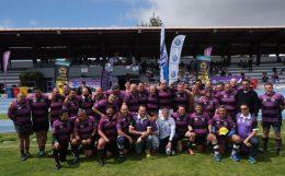 Éxito de participación en la  I Tenerife Carnival Rugby Vets