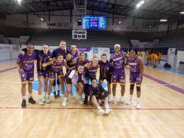 El Rocasa Gran Canaria a semifinales de la Challenge Cup