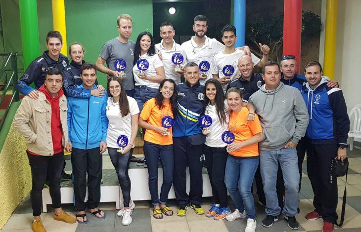 El RCNT, campeón de Canarias Absoluto en División de Honor y Primera