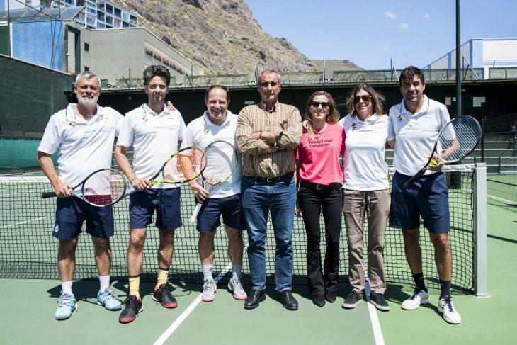 El RCNT vence al Real Aero Club de Córdoba en el Campeonato de España Mapfre de Tenis