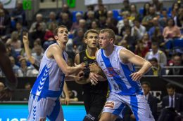 Antecedentes parejos contra Gipuzkoa Basket