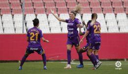 Gol para Natalia en el reencuentro de las Ramos