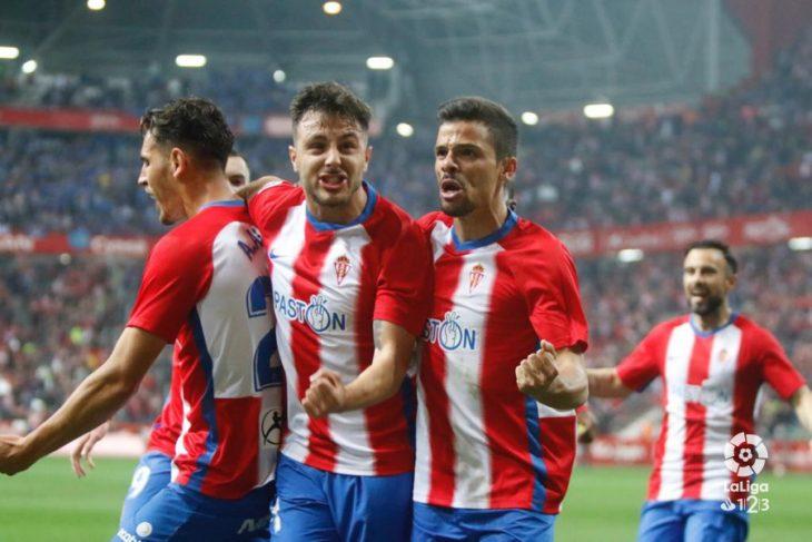 El Sporting se apunta el derbi asturiano