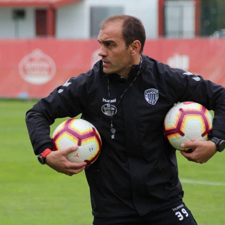 Eloy, nuevo entrenador del Lugo: